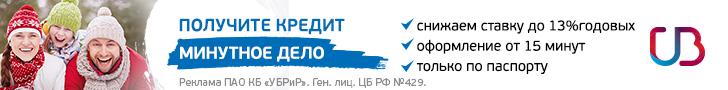 Уральский банк РиР